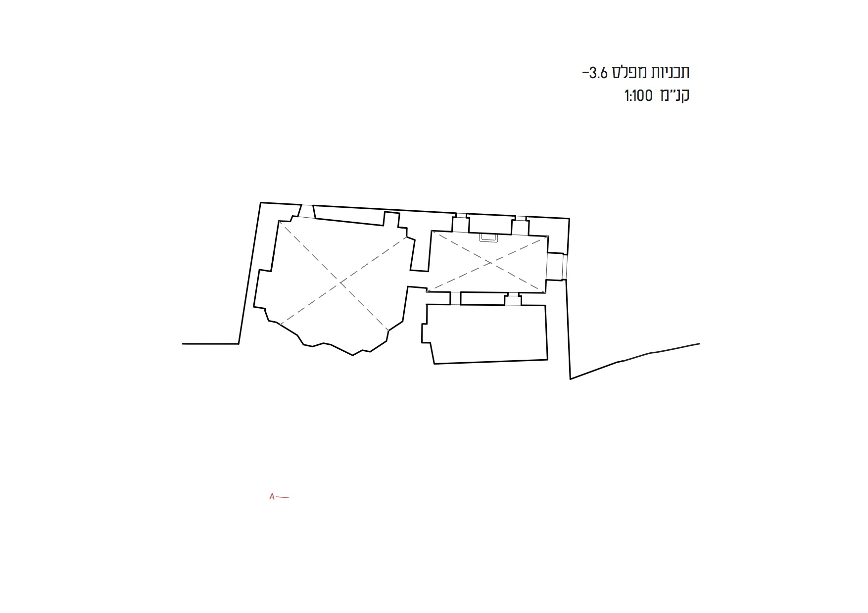 בית מספר 96-97 - תוכנית